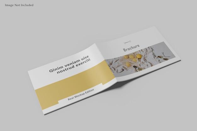 Maquette De Magazine De Paysage A4 PSD Premium