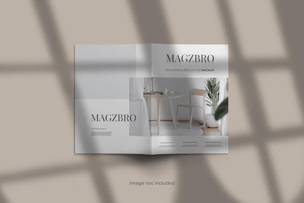 Maquette de magazine