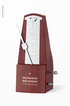 Maquette de métronome mécanique