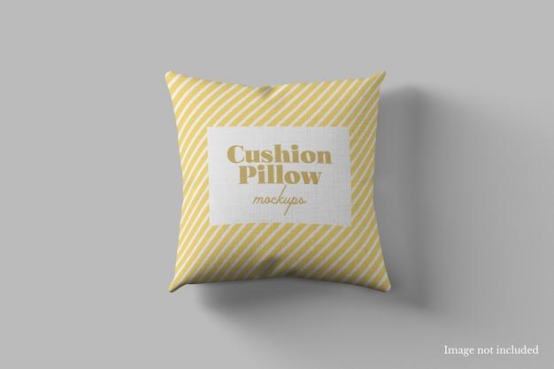 Maquette d'oreiller coussin