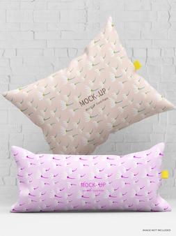 Maquette d'oreiller
