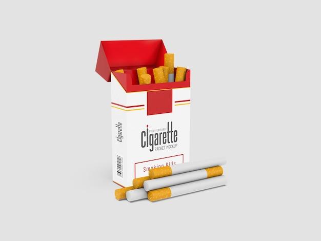 Maquette De Paquet De Cigarettes PSD Premium