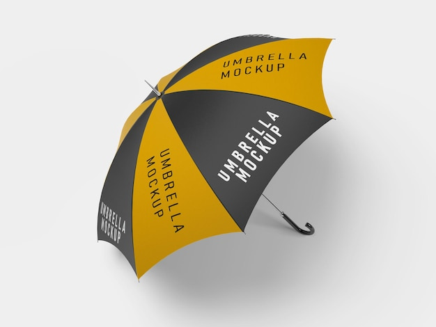 Maquette de parapluie 1