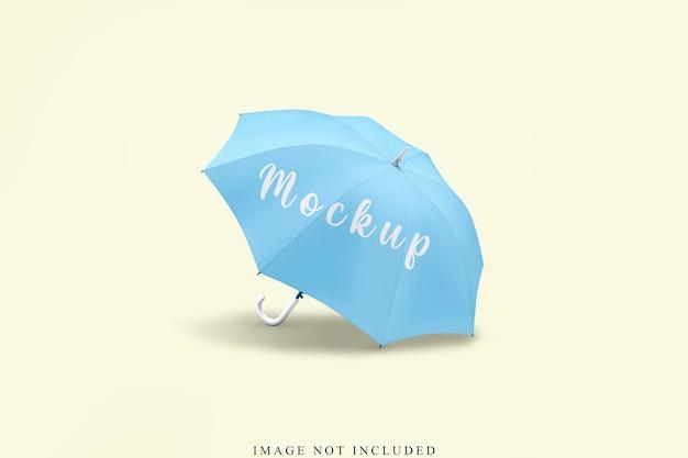 Maquette de parapluie psd