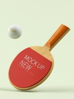 Maquette de pari de tennis de table