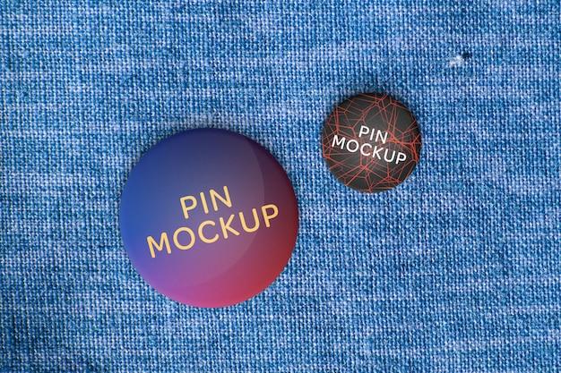 Maquette pin