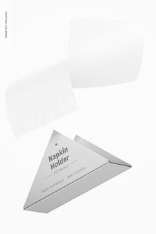 Maquette de porte-serviettes, flottant