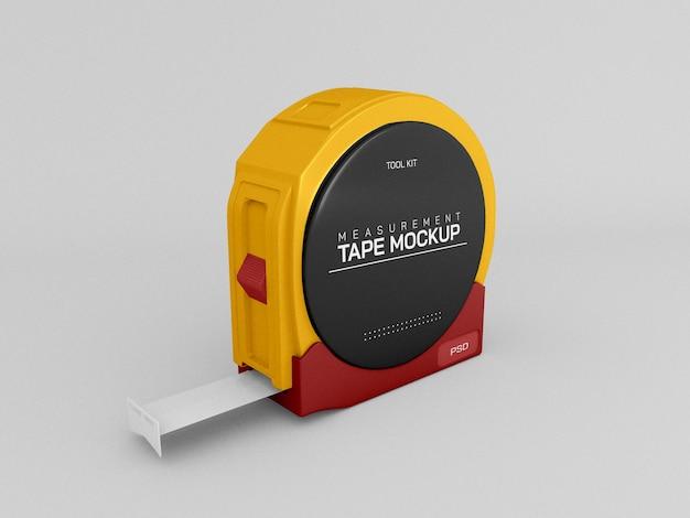 Maquette de ruban de mesure