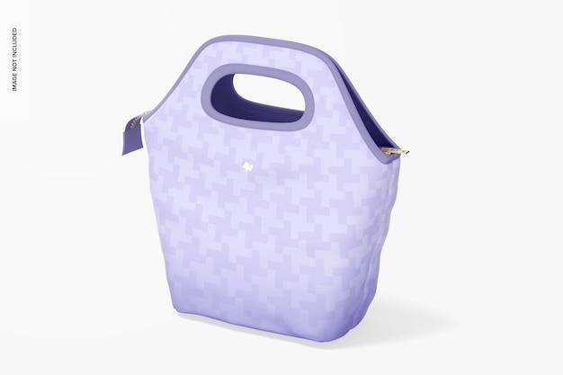Maquette de sac à lunch