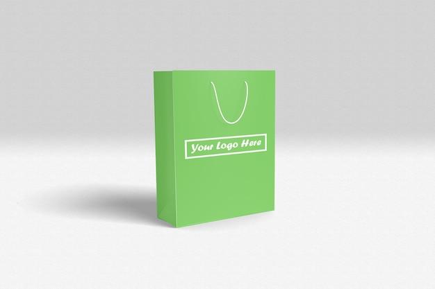 Maquette de sac à provisions