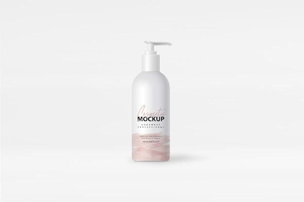 Maquette de savon liquide