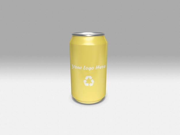 Maquette de soda