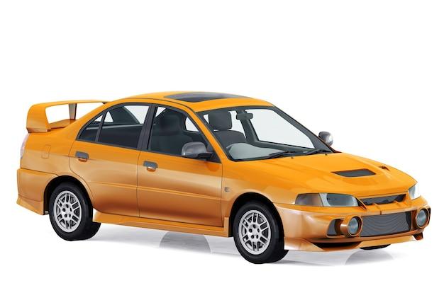 Maquette de super voiture 1997