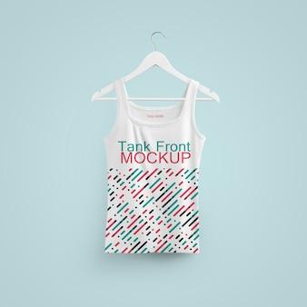 Maquette de t-shirt pour les entreprises