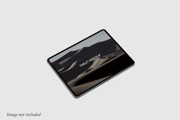Maquette de tablette premium psd