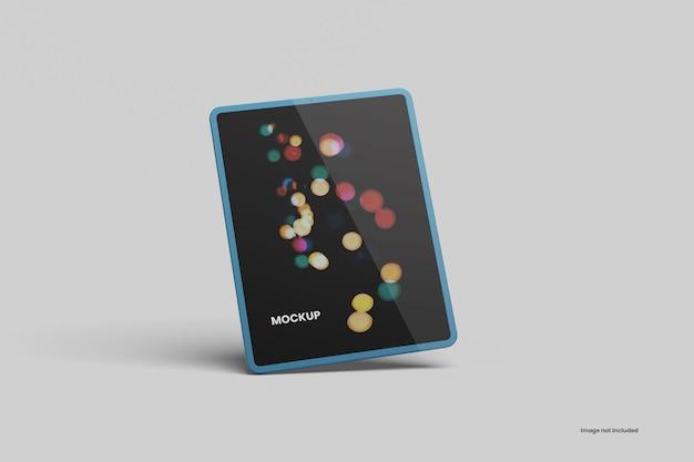 Maquette de la tablette pro 2021