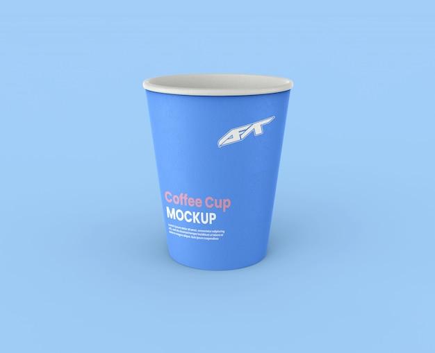 Maquette de tasse de café
