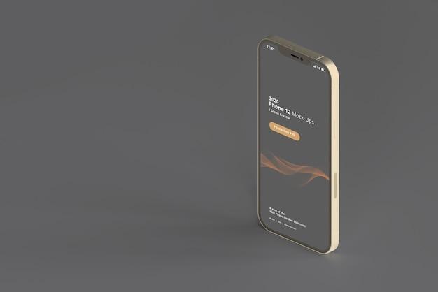 Maquette de téléphone intelligent