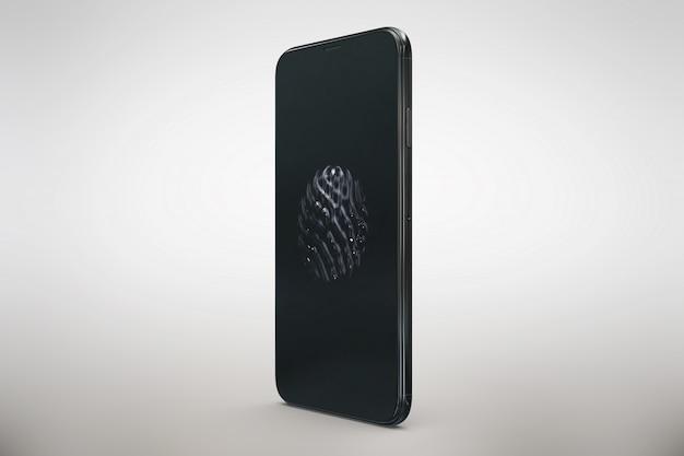 Maquette de téléphones intelligents