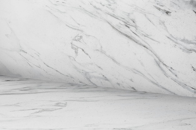 Maquette de toile de fond de produit en marbre psd