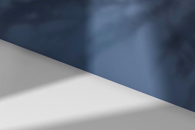 Maquette de toile de fond de produit simple psd avec ombre