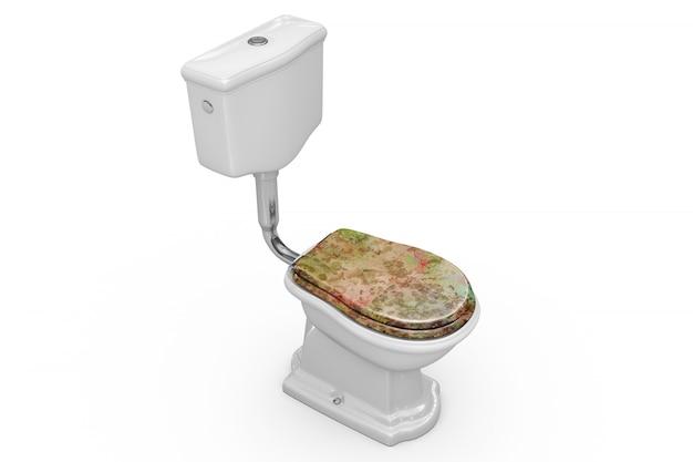Maquette de toilette