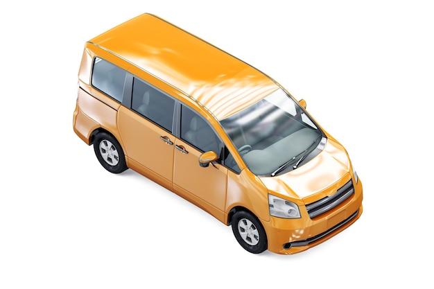 Maquette de véhicule polyvalent mpv