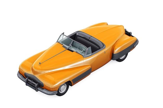 Maquette de voiture ancienne 1938