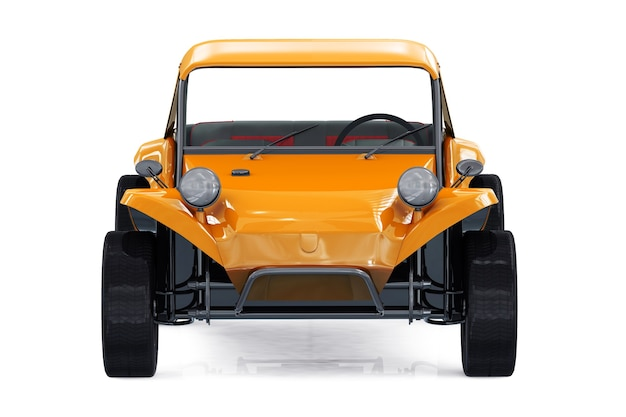 Maquette de voiture ancienne