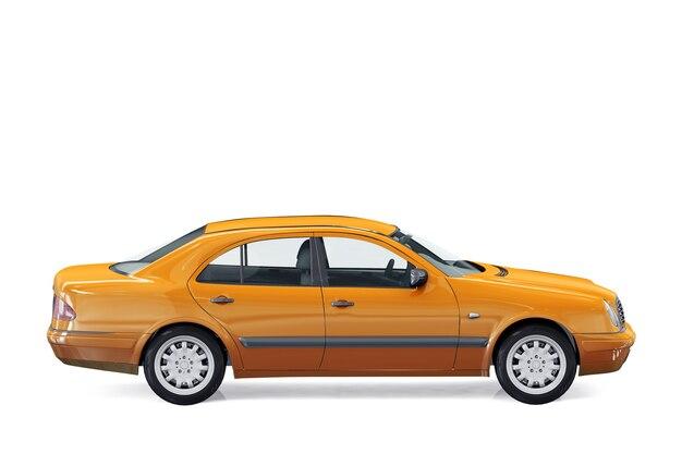 Maquette de voiture berline 1996