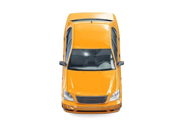 Maquette de voiture berline 2003