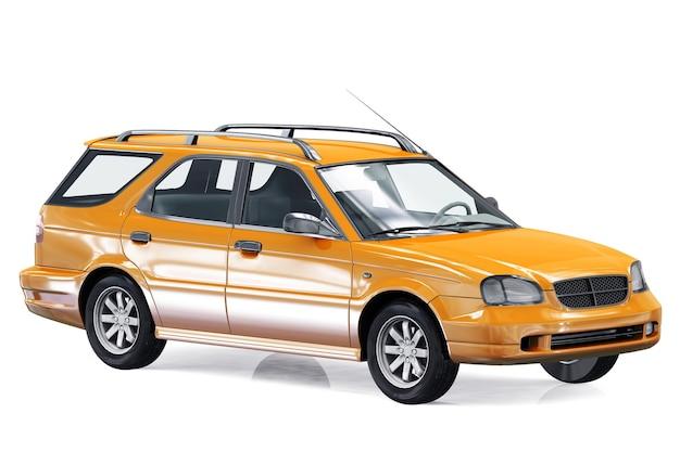 Maquette de voiture combi familiale 1999