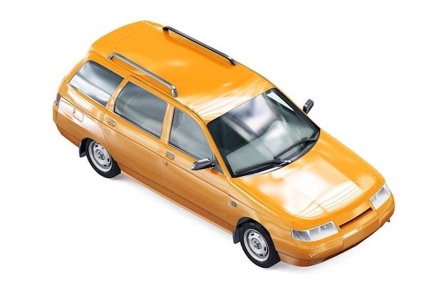 Maquette de voiture combi wagon 1995