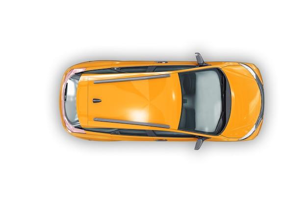 Maquette de voiture combi wagon 2014