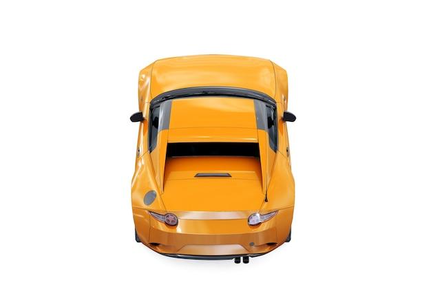 Maquette de voiture coupé 2016