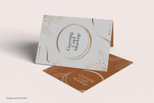 Maquettes de cartes de voeux