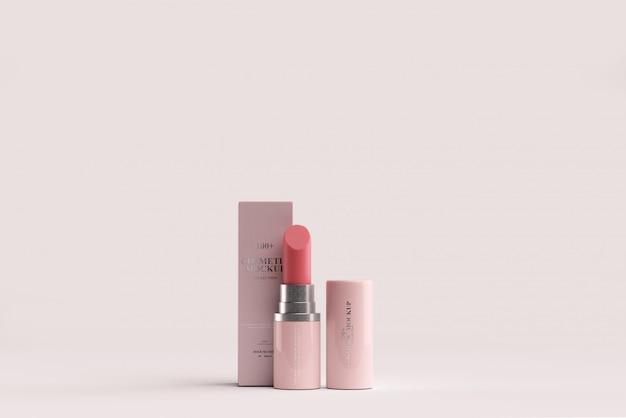 Maquettes lipstic