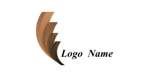 Marque logo de l'entreprise modèle de conception