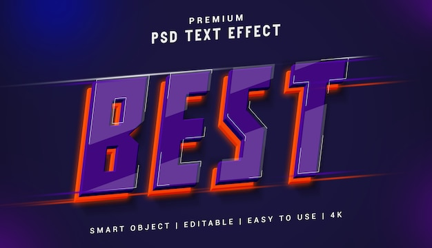 Meilleur générateur d'effets de texte premium
