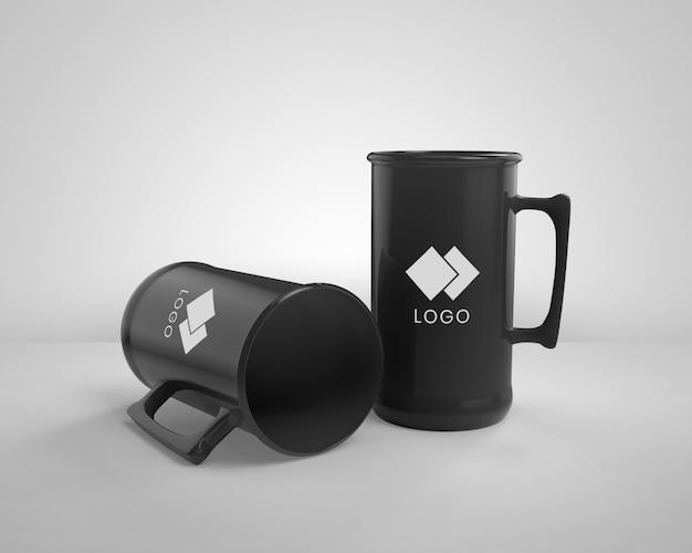 Mock up mugs