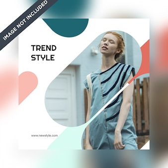 La mode estivale vend les médias sociaux