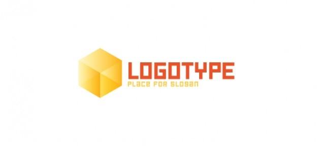 Modèle de conception d'affaires logo pour les entreprises de communication
