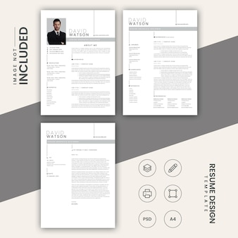 Modèle de conception de carte de visite professionnelle entièrement modifiable