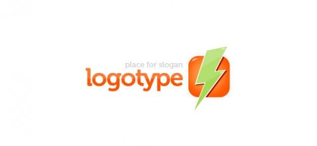Modèle de conception de logo pour les studios web
