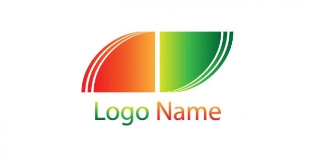 Modèle de conception de nom de logo