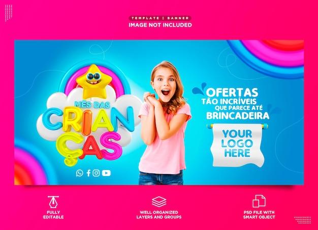 Modèle dans les médias sociaux portugais instagram promotions et offres de produits de vente pour les enfants