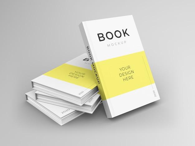 Modèle de maquette de livre