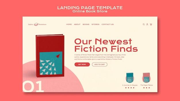 Modèle web de librairie en ligne