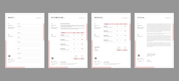 Modèles de documents de proposition vol-01