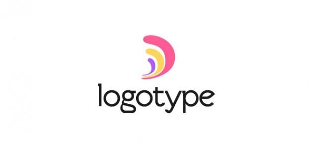 Moderne modèle de conception de logo